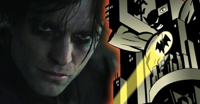 Batman Ego Robert Pattinsonure