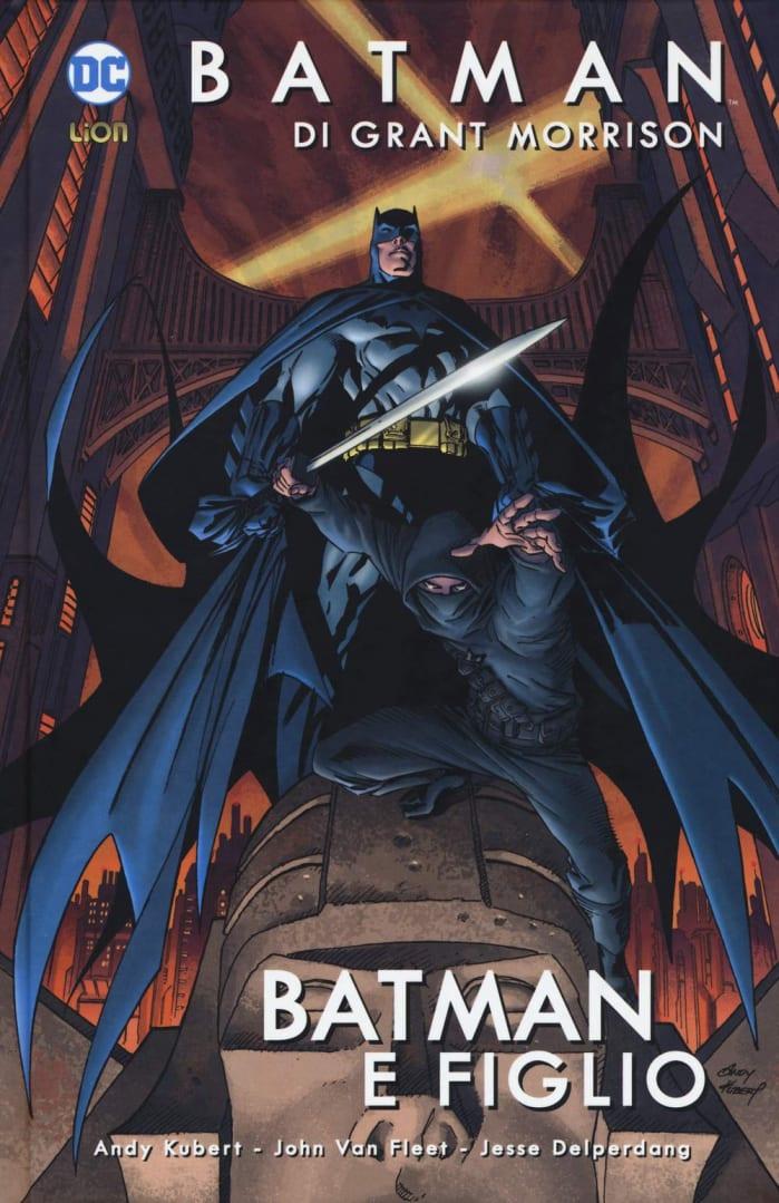 Batman e figlio
