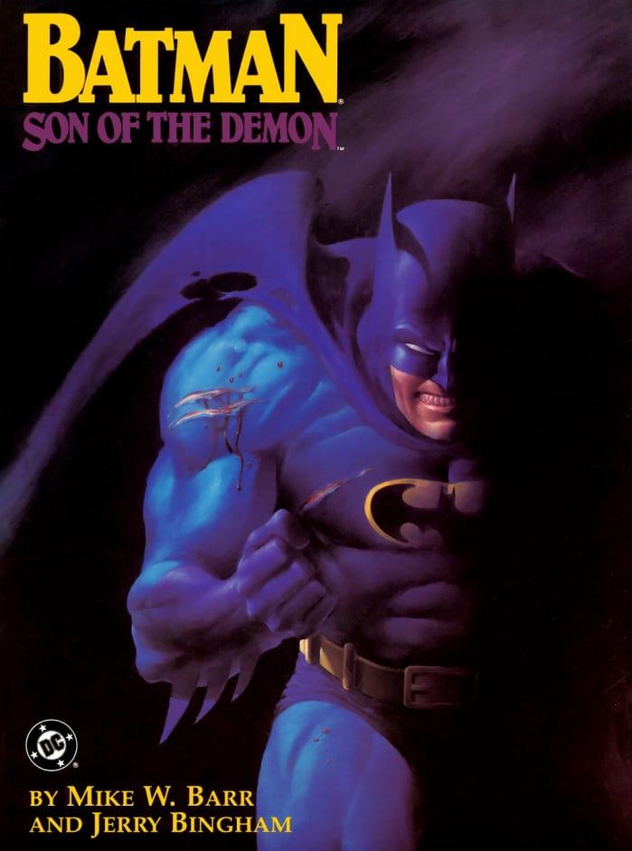 15 fumetti di Batman: il figlio del demone