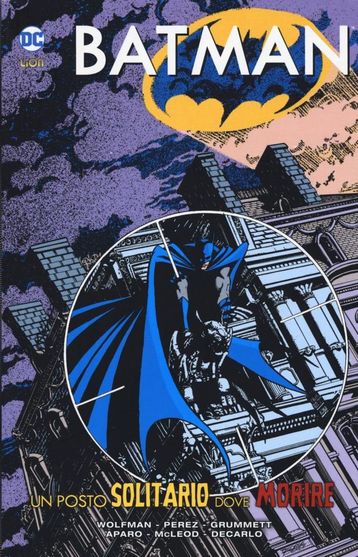 Batman un luogo solitario in cui morire