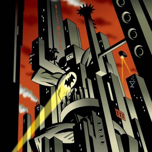recensione di Batman Ego
