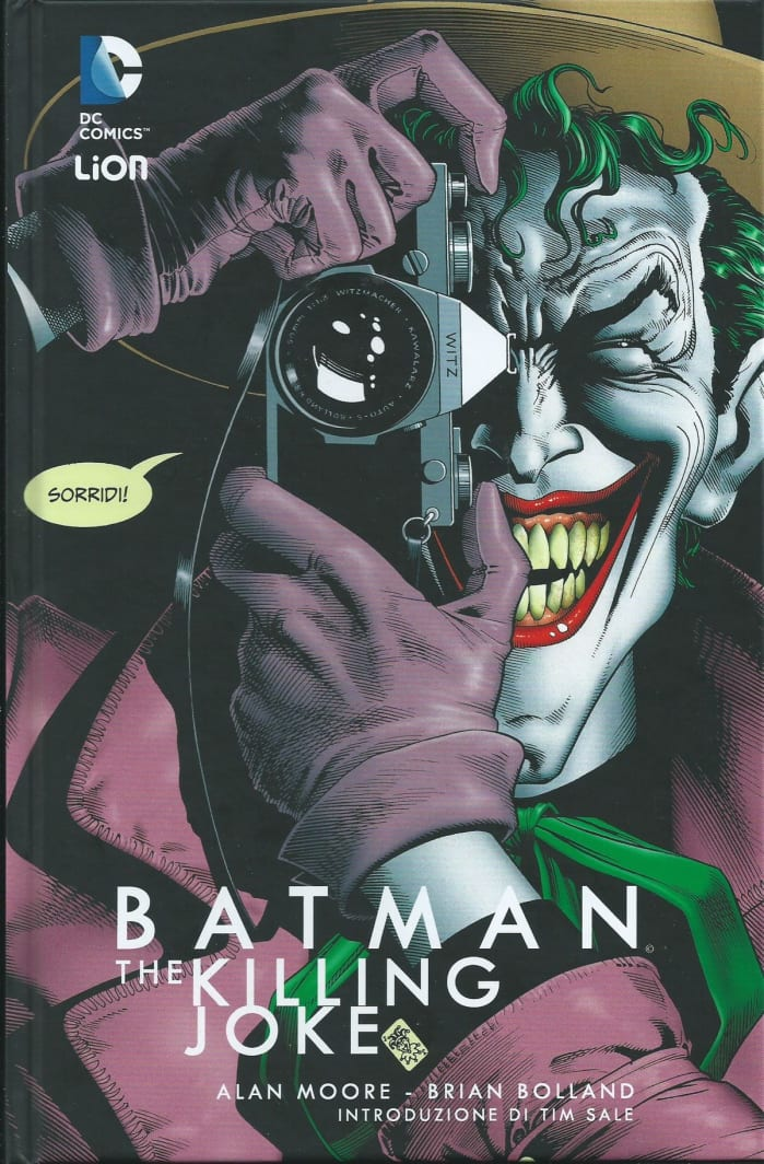 15 fumetti di Batman: The Killing Joke