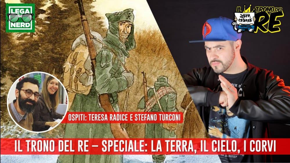 ITDR: STEFANO TURCONI TERESA RADICE