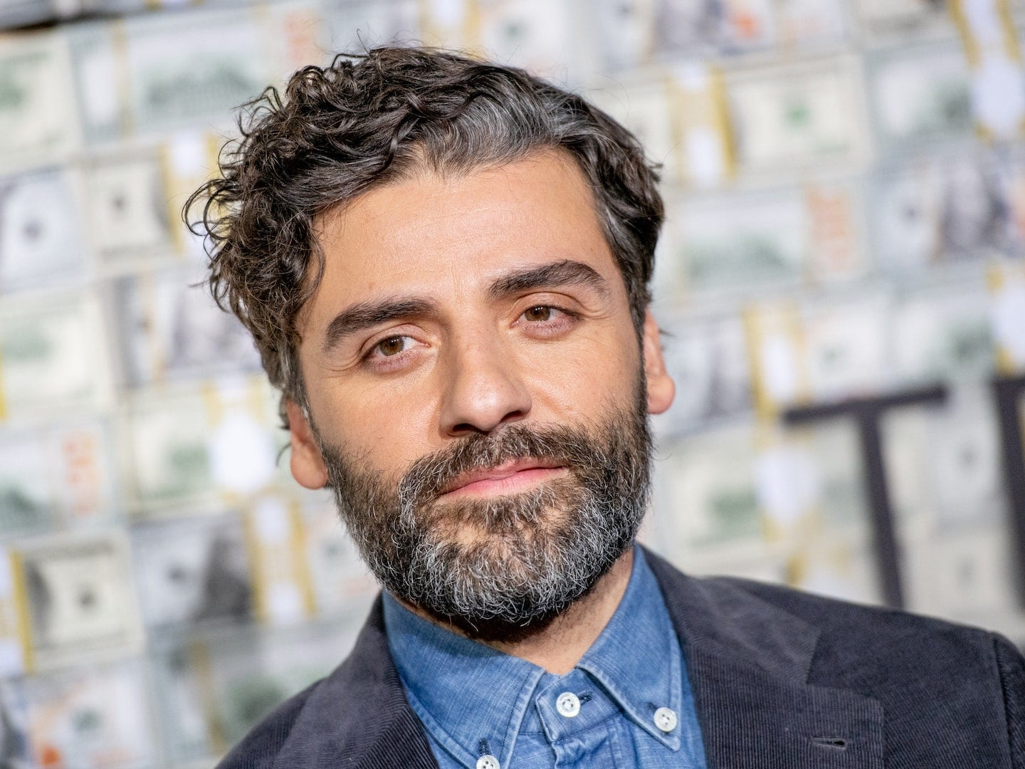 Francis and the Godfather, Oscar Isaac