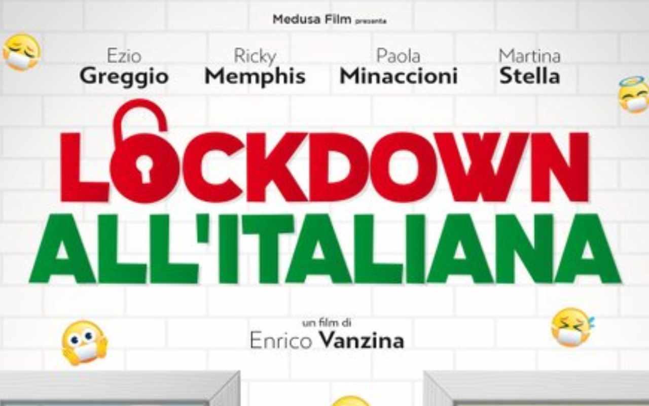 Lockdown all'italiana: ecco il trailer del film con Ezio Greggio