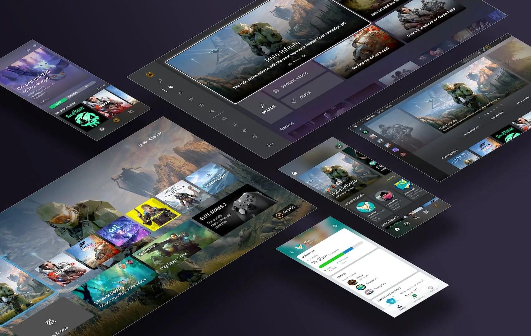 Xbox Series X, un video mostra interfaccia, Quick Resume e tempi di caricamento