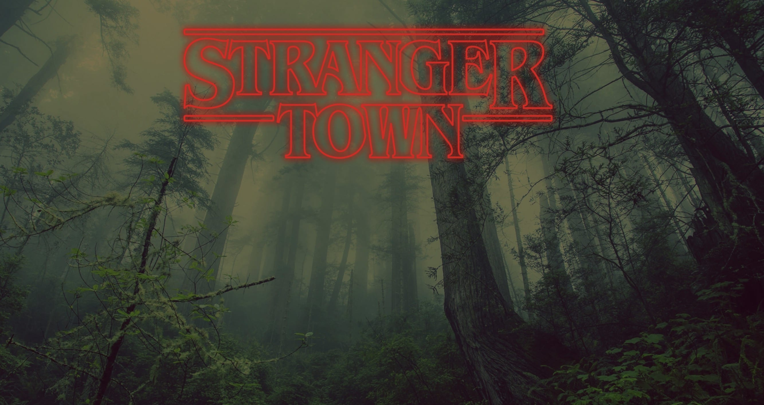 Stranger Town, il LARP ispirato a Stranger Things