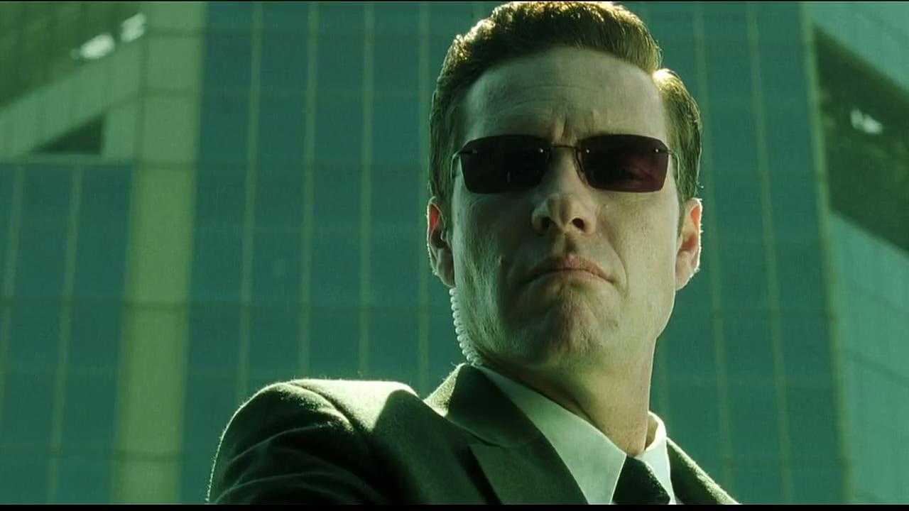 Agente Johnson, Matrix