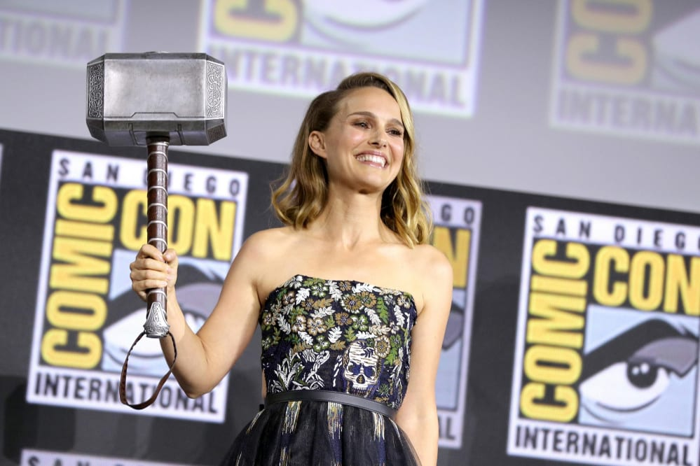 Natalie Portman, Thor: Love and Thunder