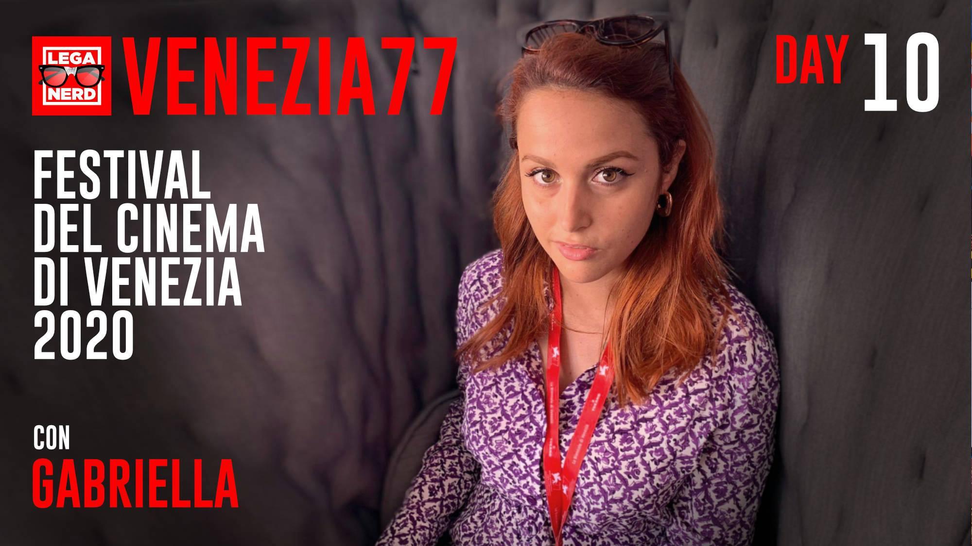 Venezia 77, Recap Live Day 9-10