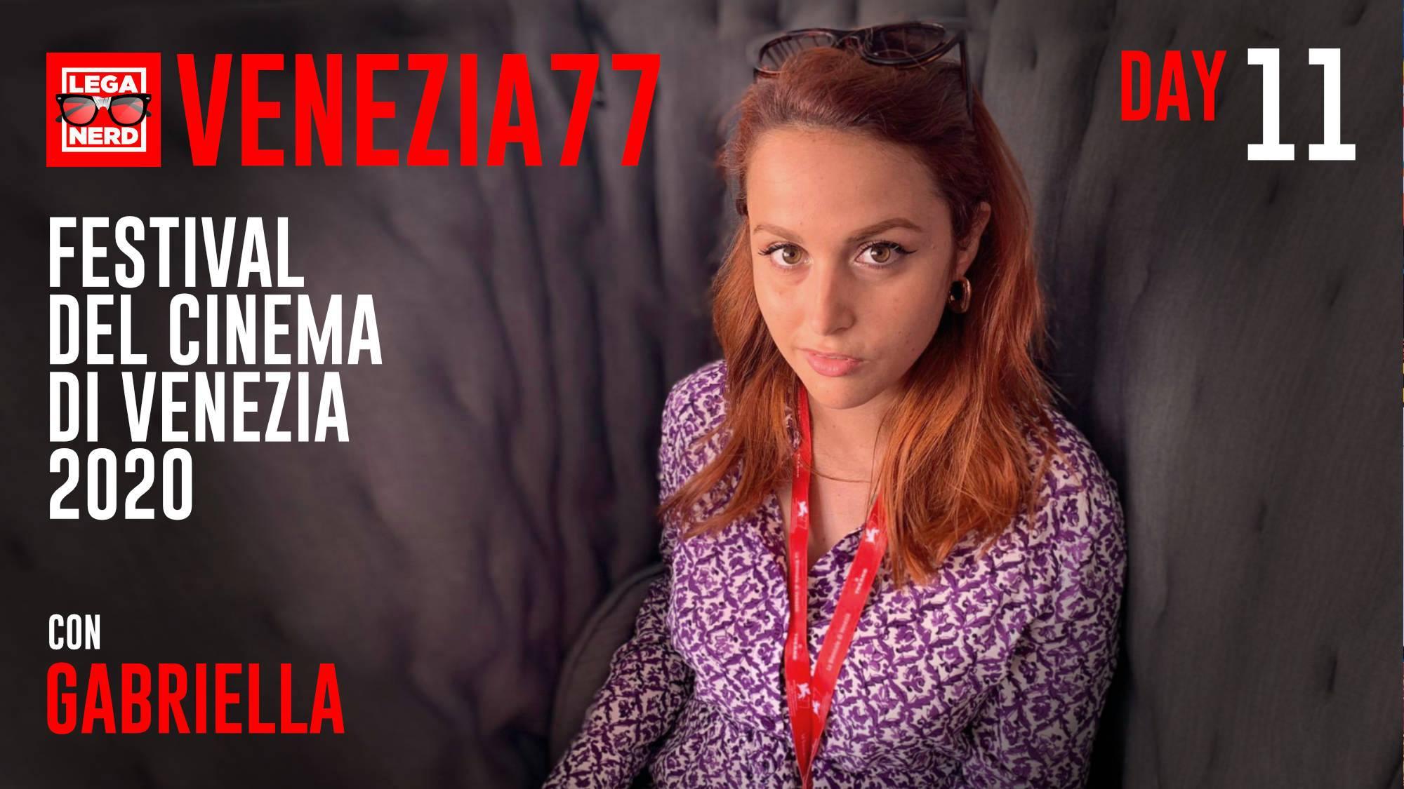 Venezia 77, Recap Live Day 11