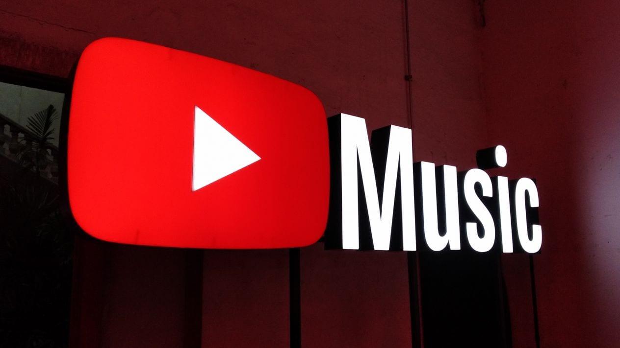 YouTube Music si aggiorna: più facile trovare la musica adatta a te