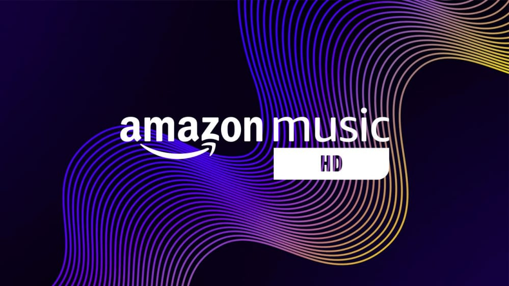 Amazon Music streaming audio in alta qualità con Amazon Music HD