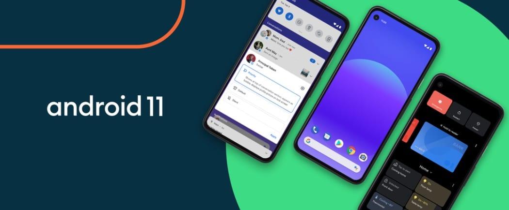 Google rilascia Android 11: novità per privacy e conversazioni