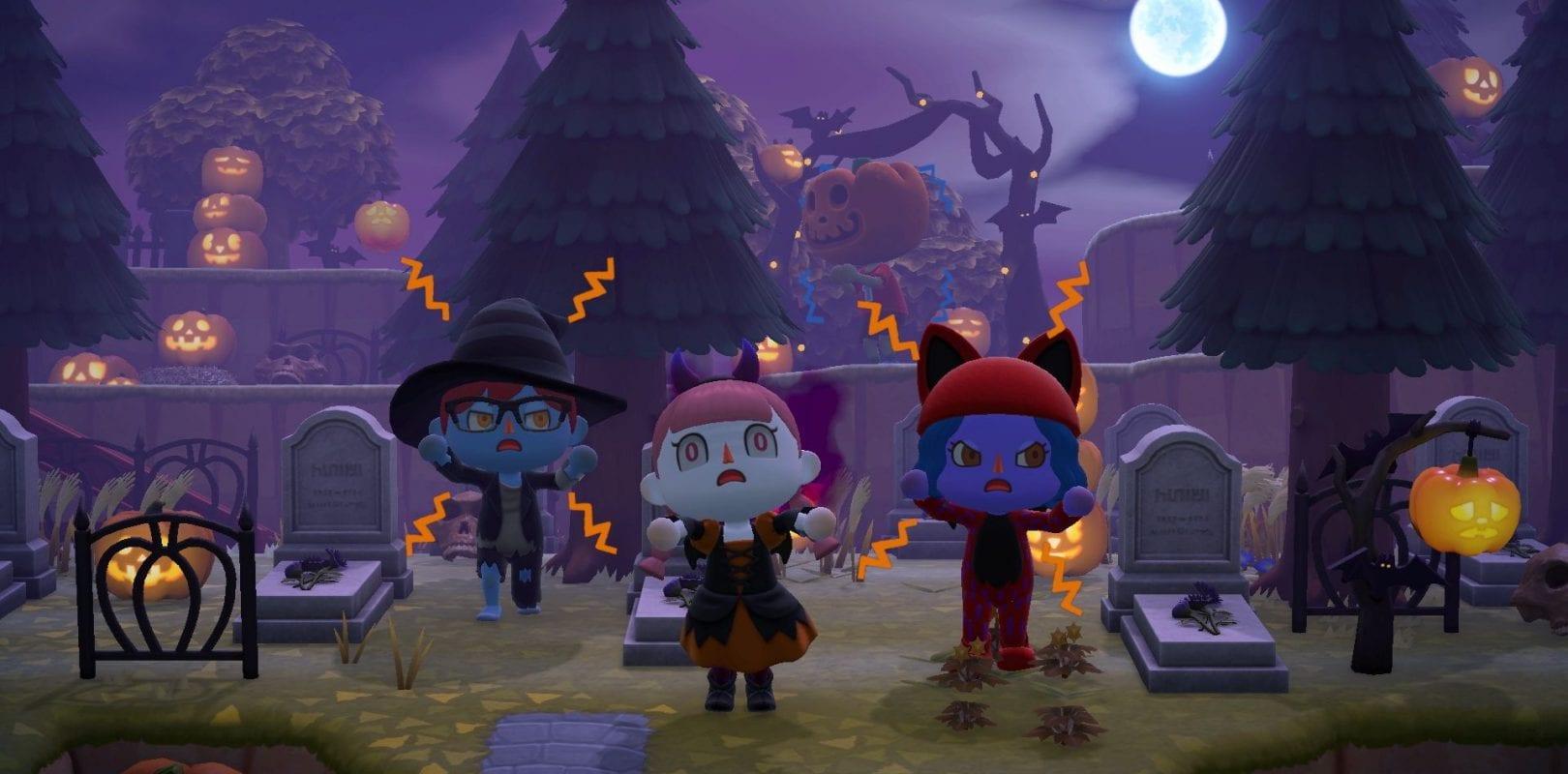 Animal Crossing: New Horizons, i dettagli dell'aggiornamento autunnale