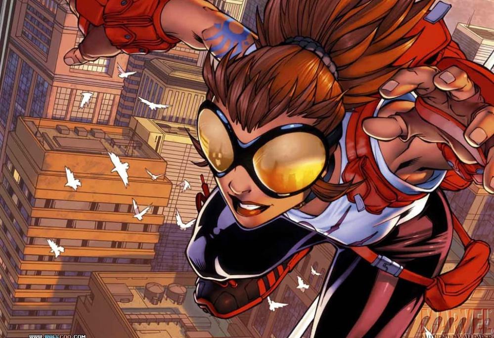 arana spider-girl