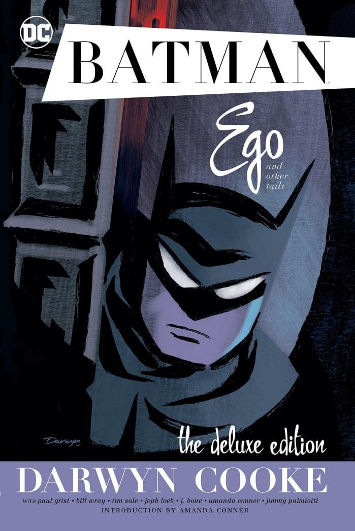 15 fumetti di Batman: Batman Ego