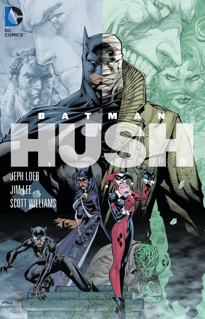 15 fumetti di Batman: Hush