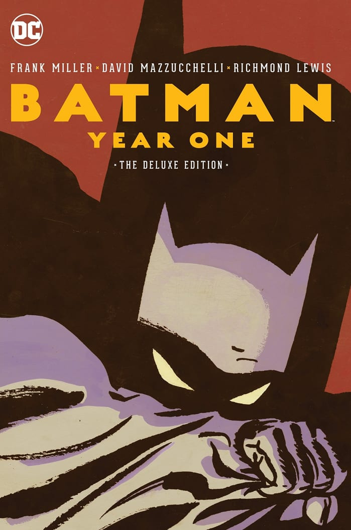 15 fumetti di Batman: Year One