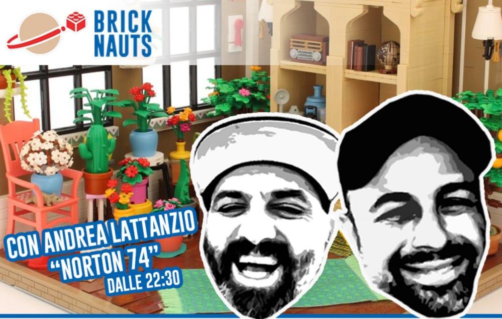 bricknauts live
