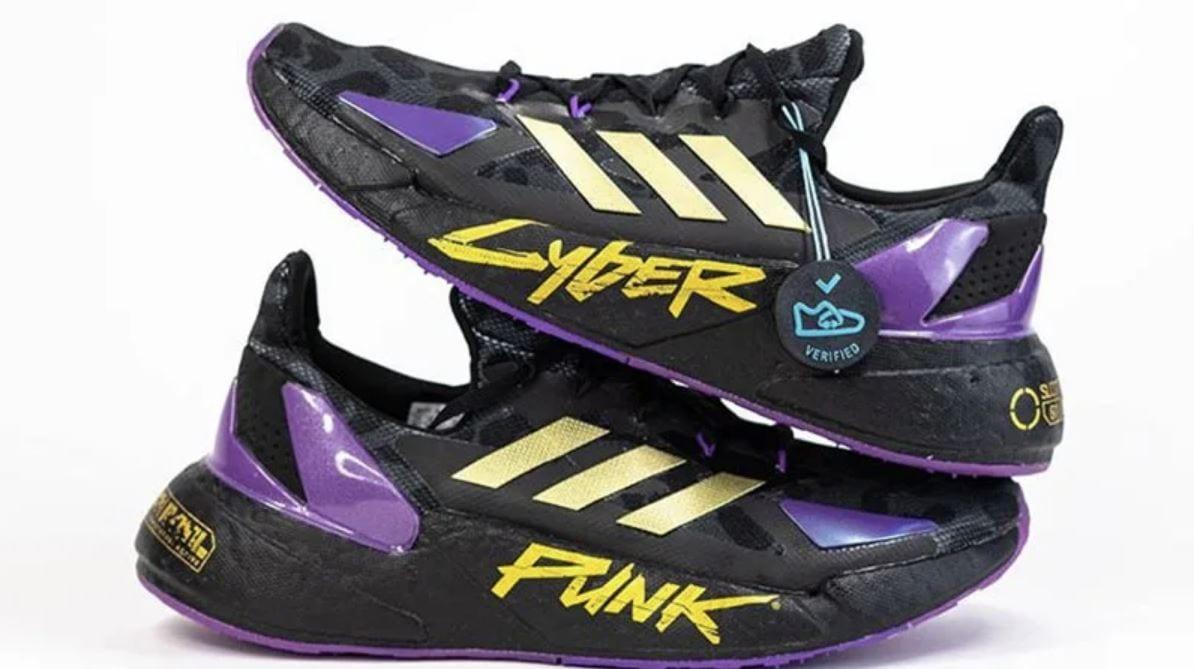 Adidas X Cyberpunk 2077: svelate 'per errore' le sneaker in edizione limitata
