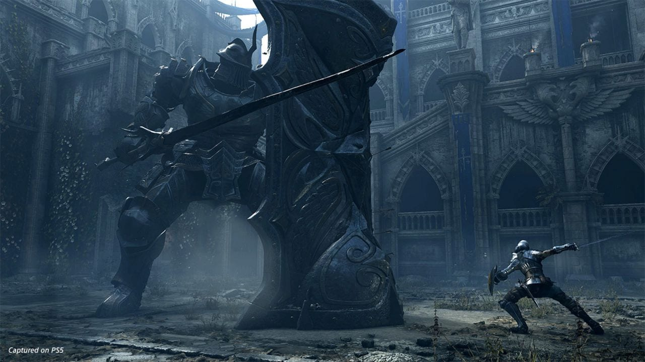 Demon's Souls si mostra nel primo video gameplay