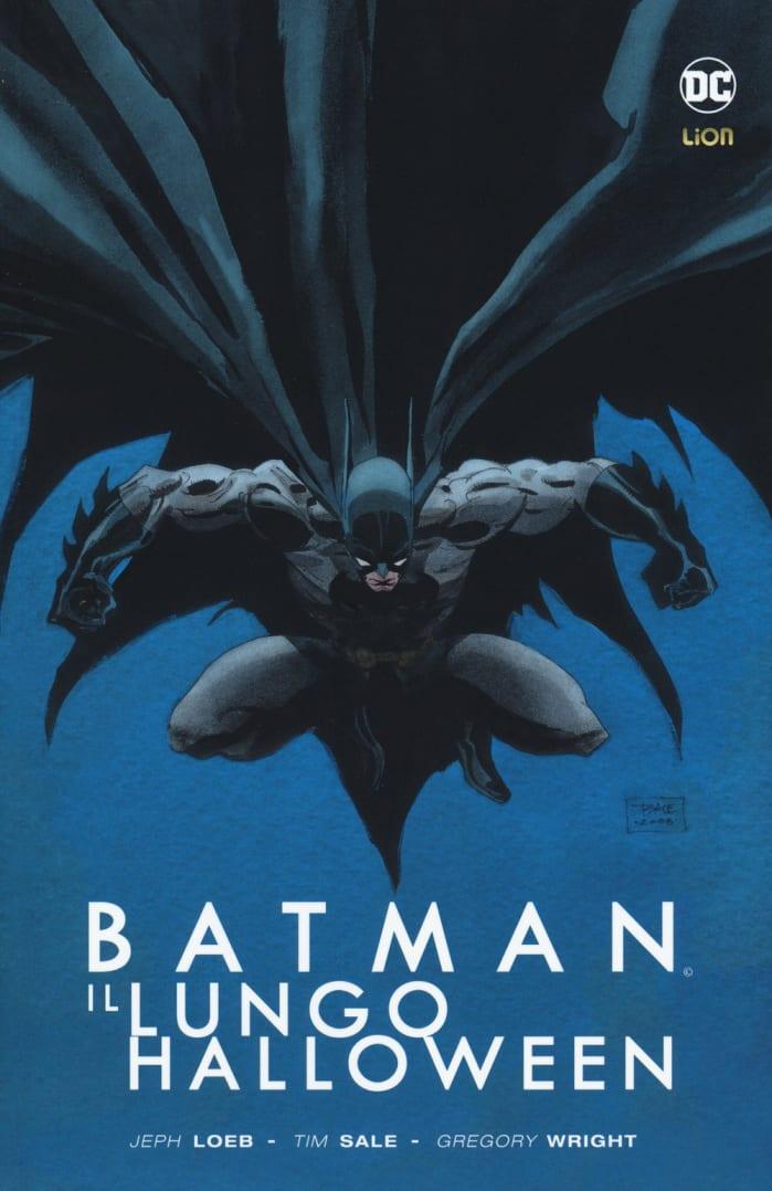 15 fumetti di Batman: il lungo halloween