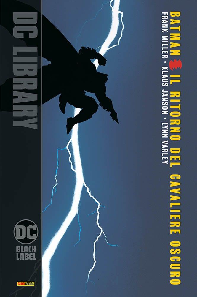 15 fumetti di Batman: il ritorno del cavaliere oscuro