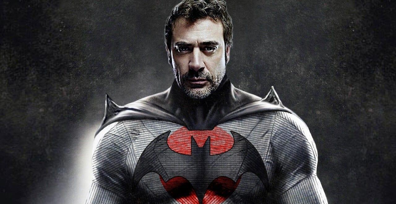 jeffrey dean morgan, Batman, The Flash