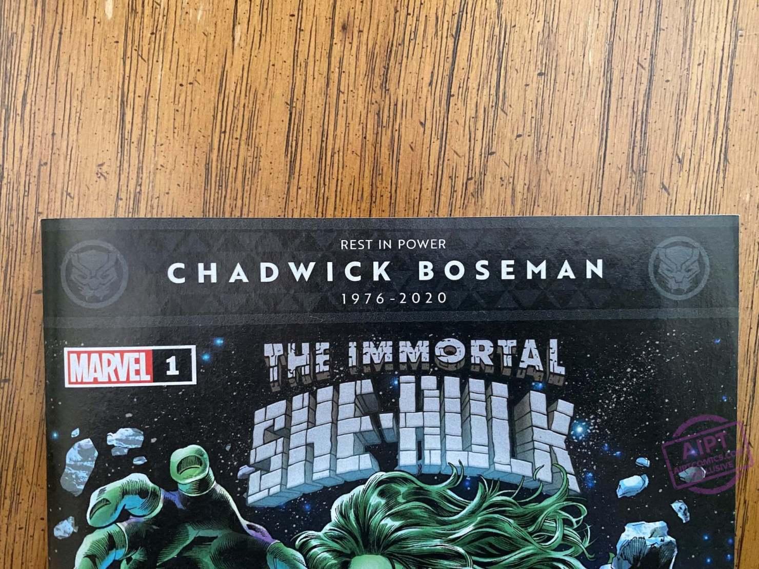 marvel-comics chadwick boseman