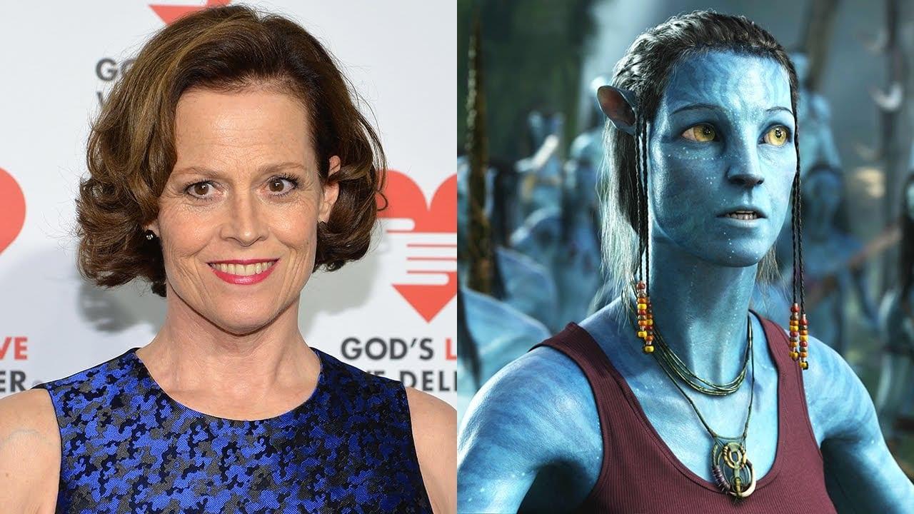 Avatar 2: ecco le foto di Sigourney Weaver in una scena sott'acqua