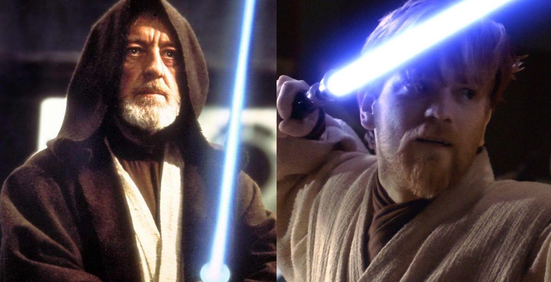 Obi Wan Kenobi: cosa cambia per Ewan McGregor ora che è più vicino all'età di Alec Guinness