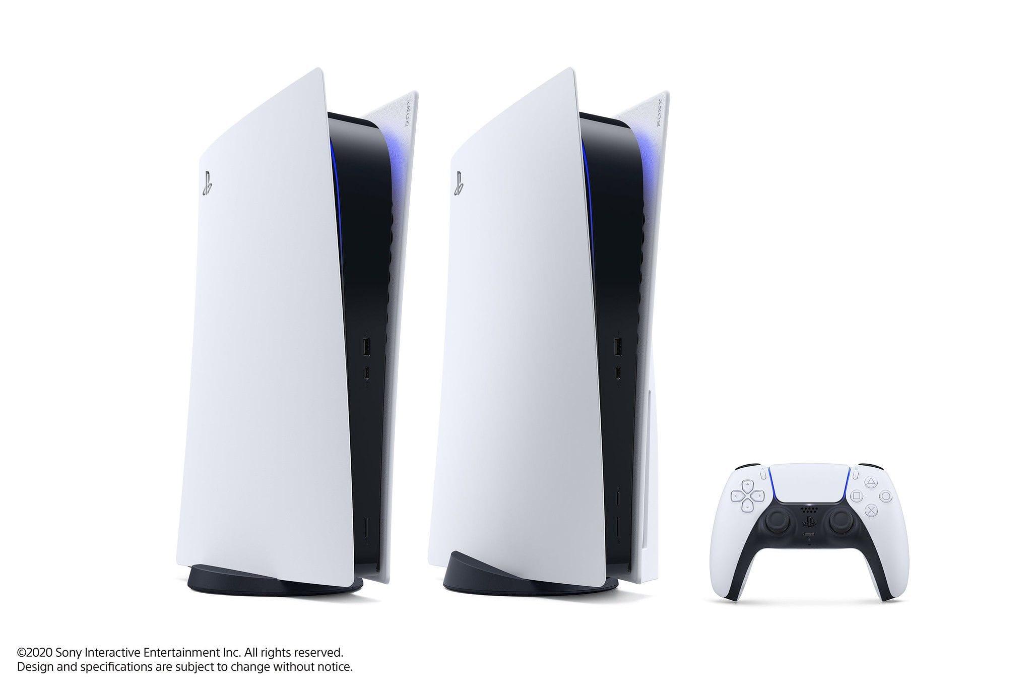 Playstation 5: quanto è grande? Ecco le dimensioni ufficiali e le specifiche tecniche