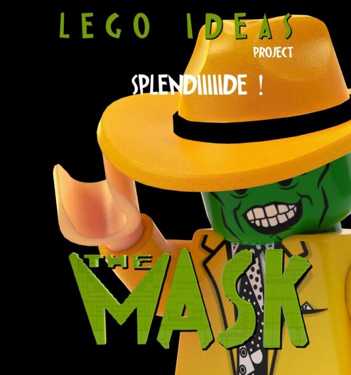 lego the mask
