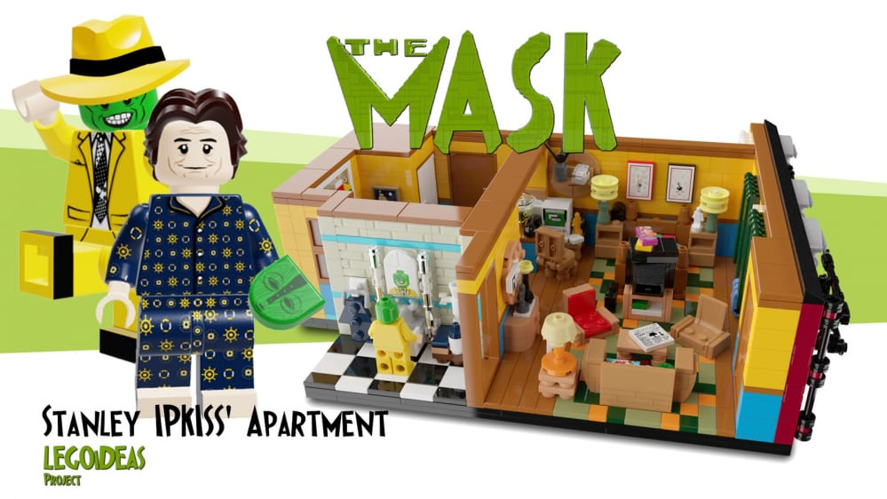 lego the mask