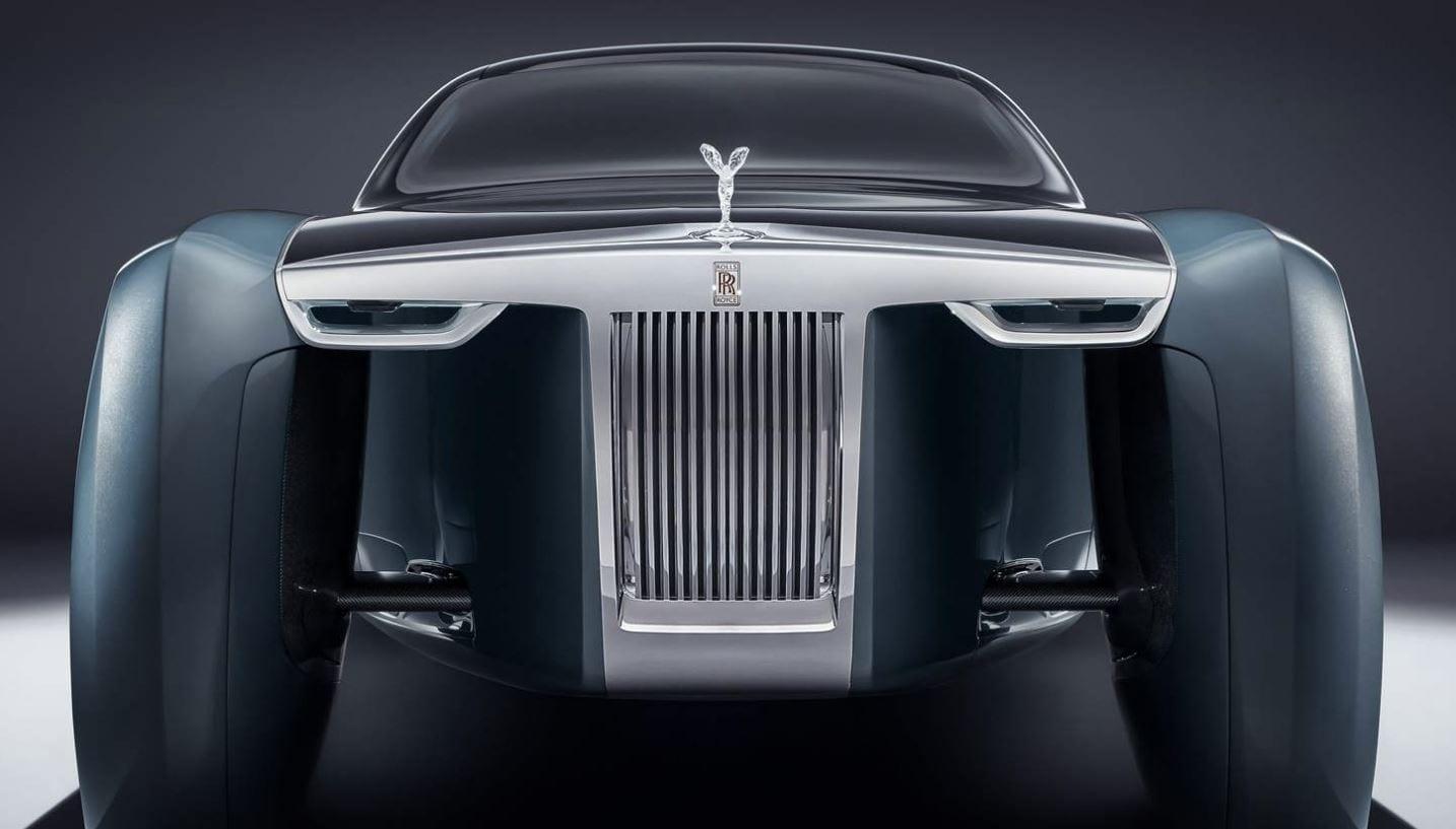 Rolls-Royce è pronta per la sua prima auto elettrica