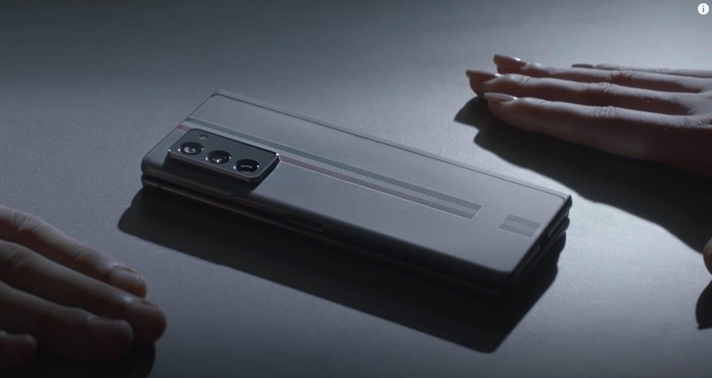 Samsung Galaxy Z Fold 2: c'è anche una versione da 3.200$