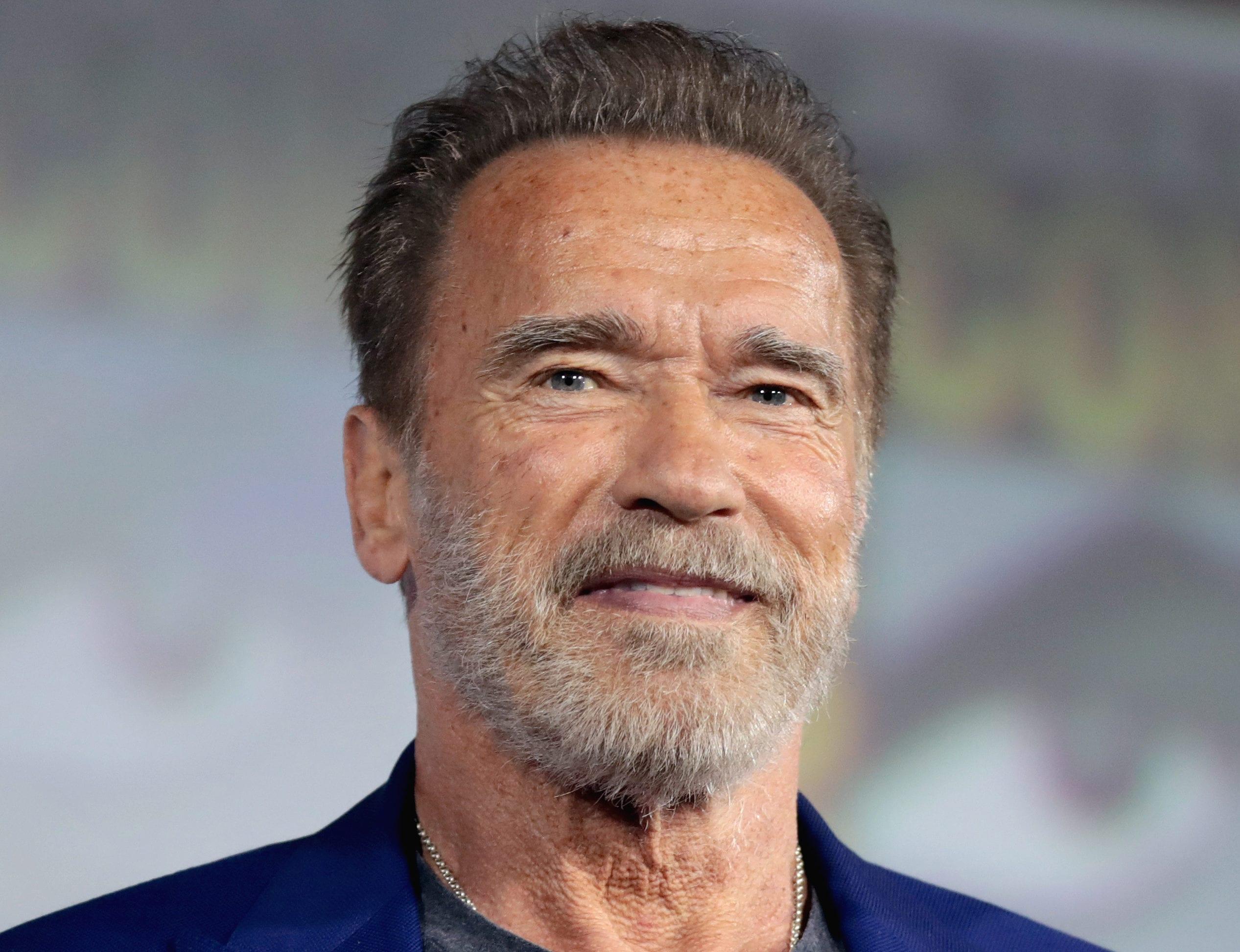 Galactus: Kevin Smith propone Arnold Schwarzenegger