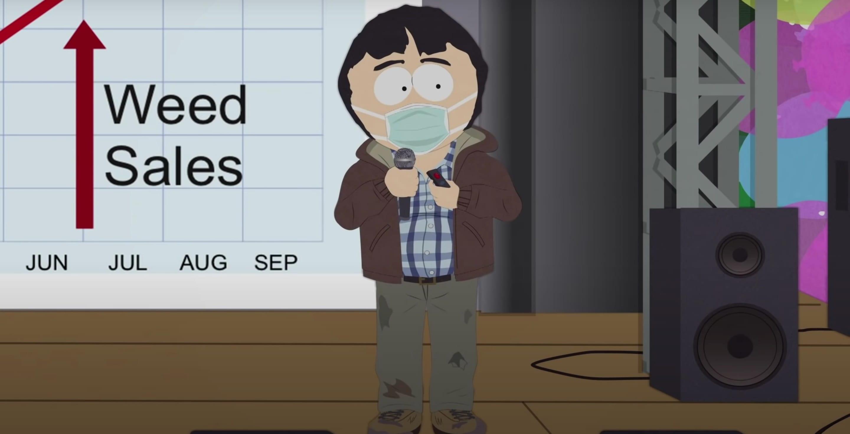 South Park: annunciato uno speciale di un'ora sulla pandemia
