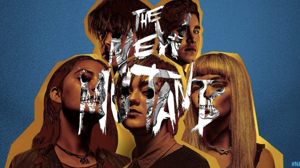 The New Mutants Wallpaper