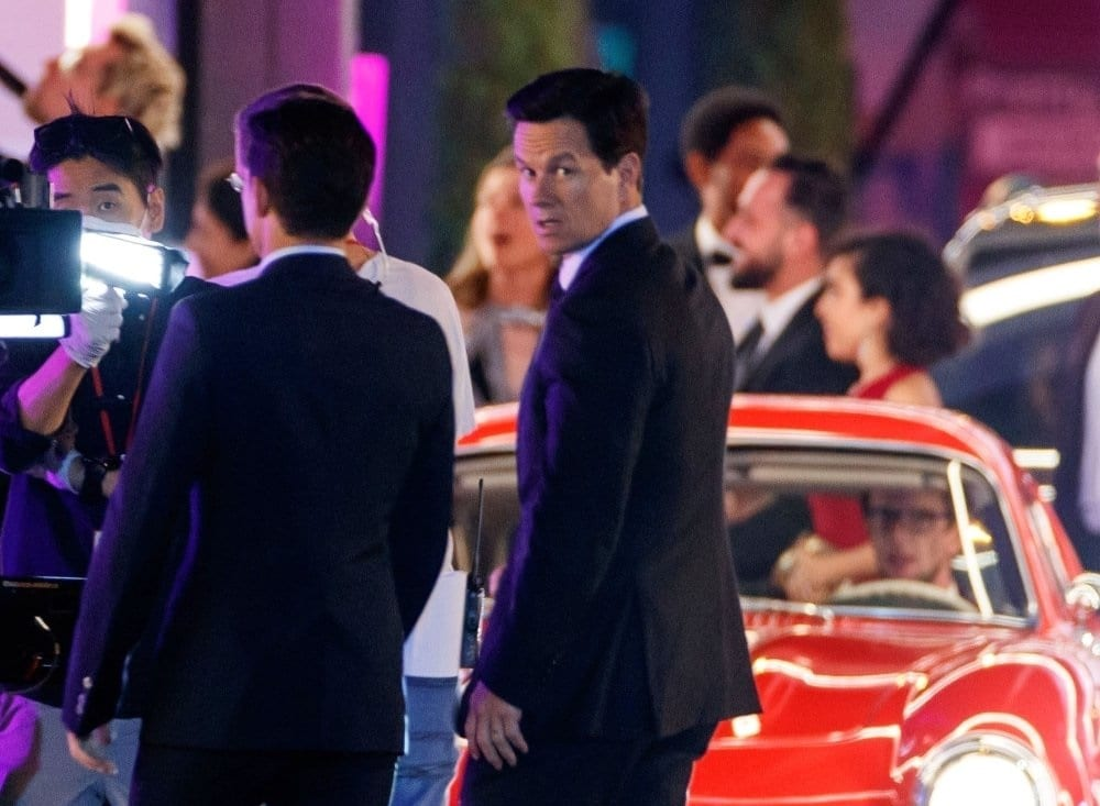 Uncharted: prime foto dal set di Mark Wahlberg e Tom Holland