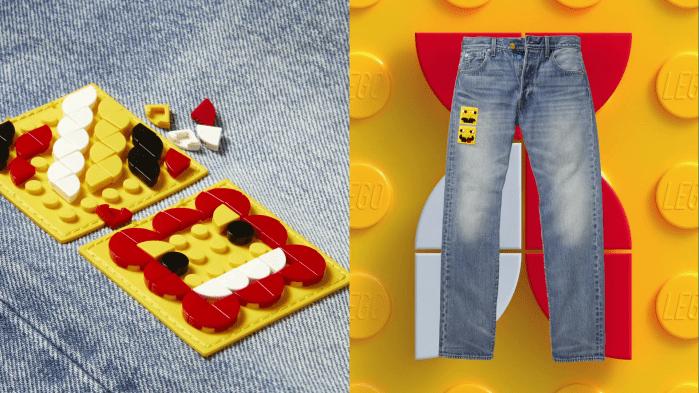 LEGO x Levi
