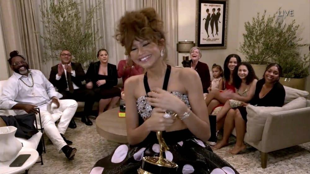 Zendaya, Emmy 2020