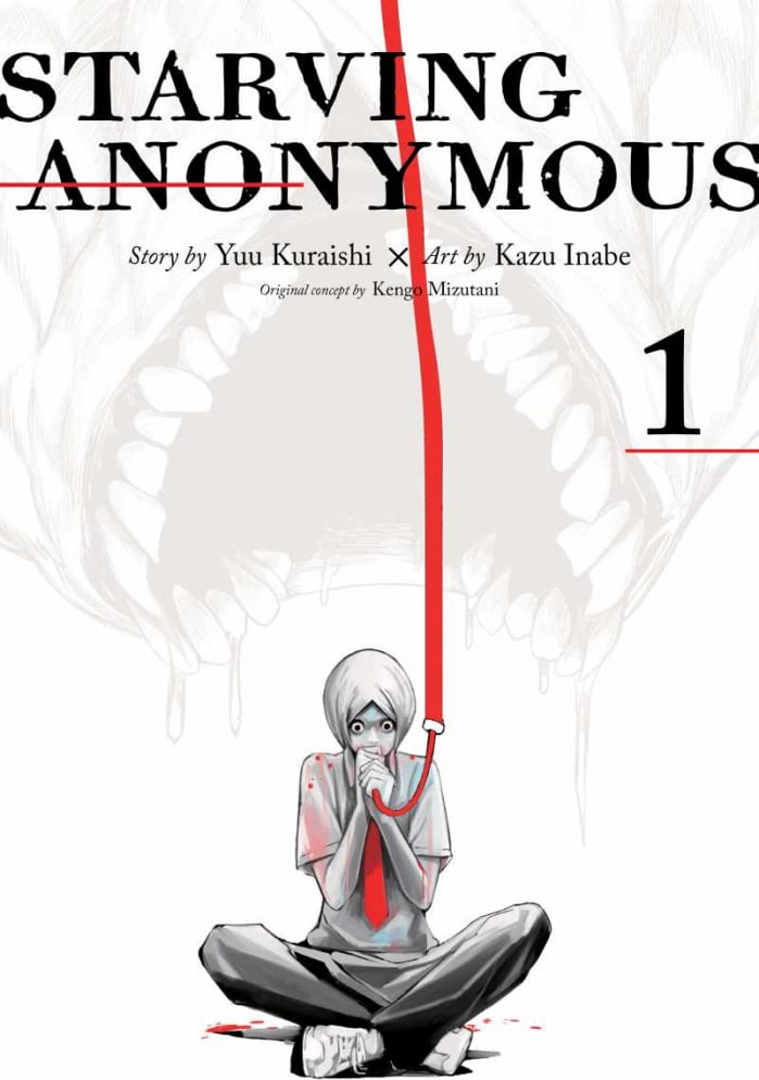 Fumetti Horror Starving Anonymous