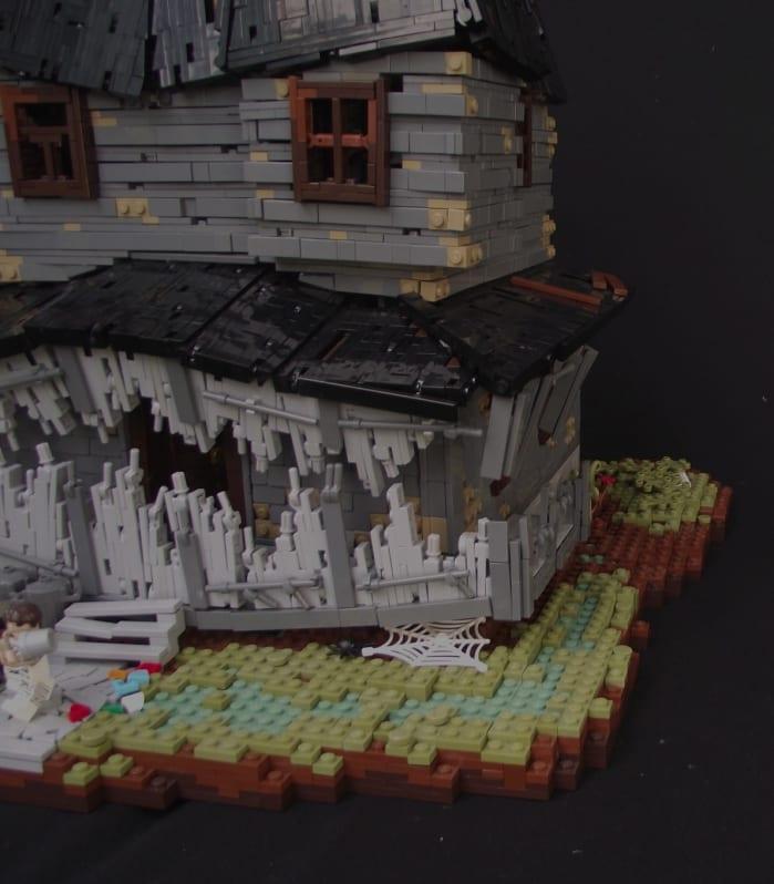 LEGO Monster House