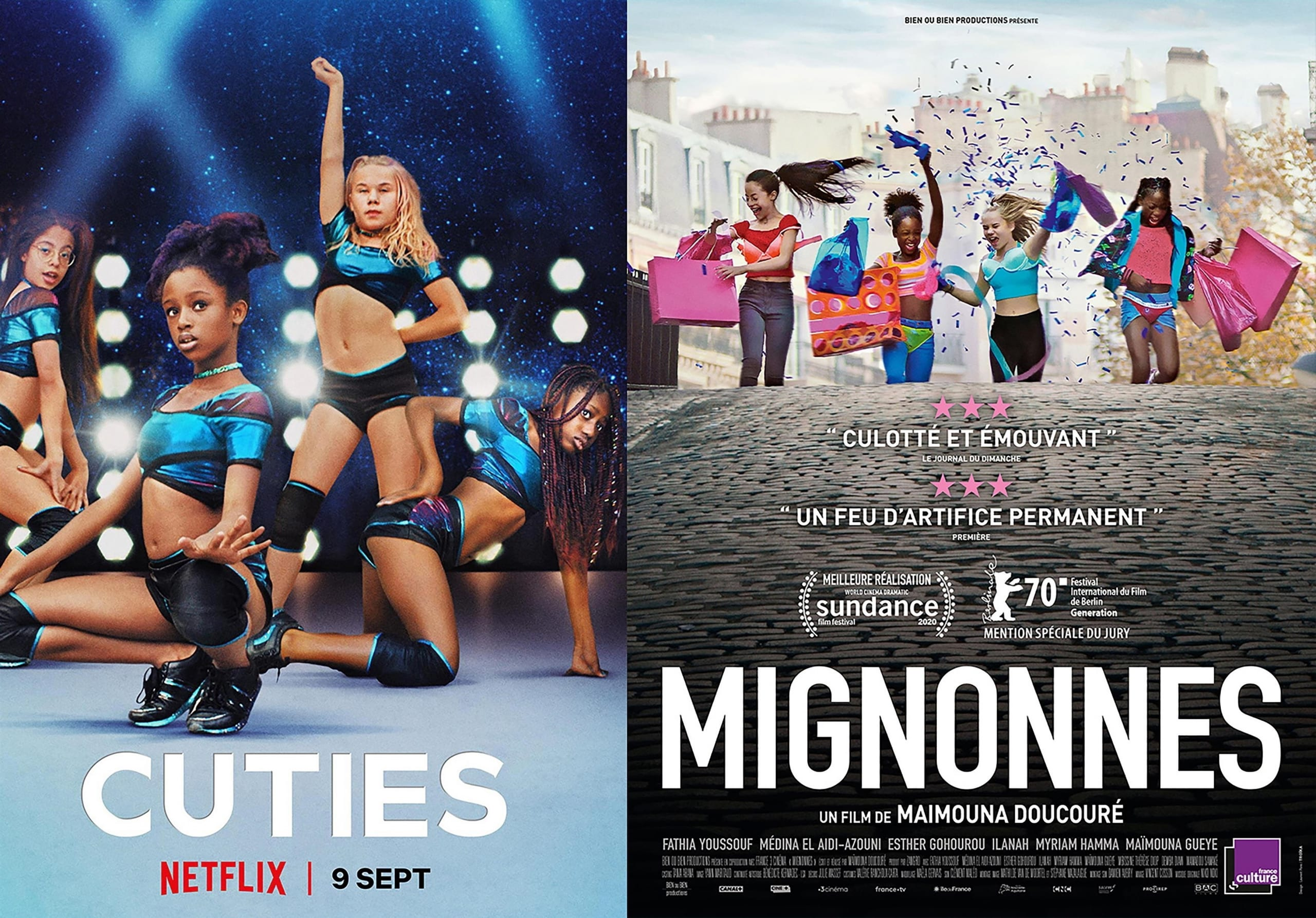 Cuties di Netflix scatena una guerra culturale in una piccola città del Texas