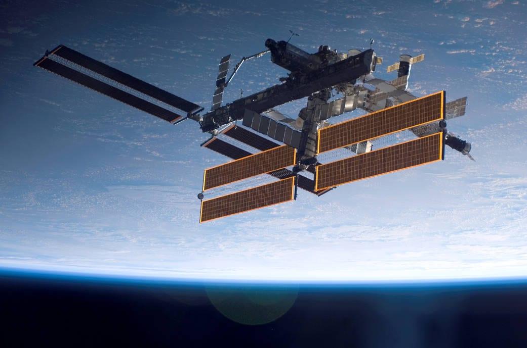 ISS: trovata l'origine della perdita d'aria grazie alle foglie di tè
