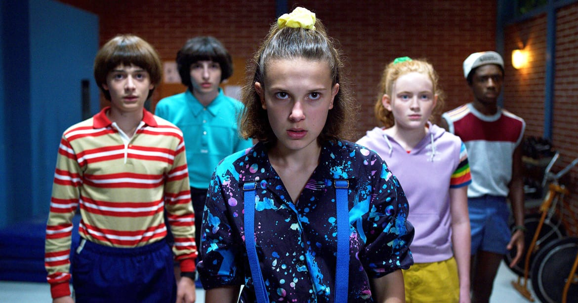 Stranger Things, ecco il video per Halloween di Millie Bobby Brown