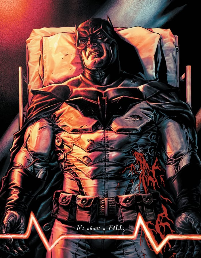 Batman Dannato - inizio