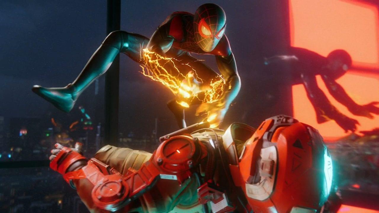 Marvel's Spider-Man: Miles Morales sfrutterà il feedback aptico del Dualsense su PS5